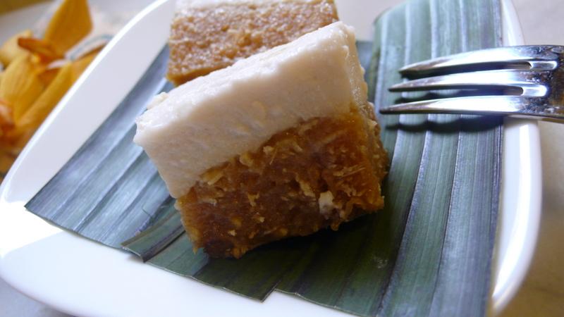 Aunty Yochana S Steamed Fruit Cake